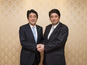 鶴田志郎を応援しています:安倍晋三総理大臣
